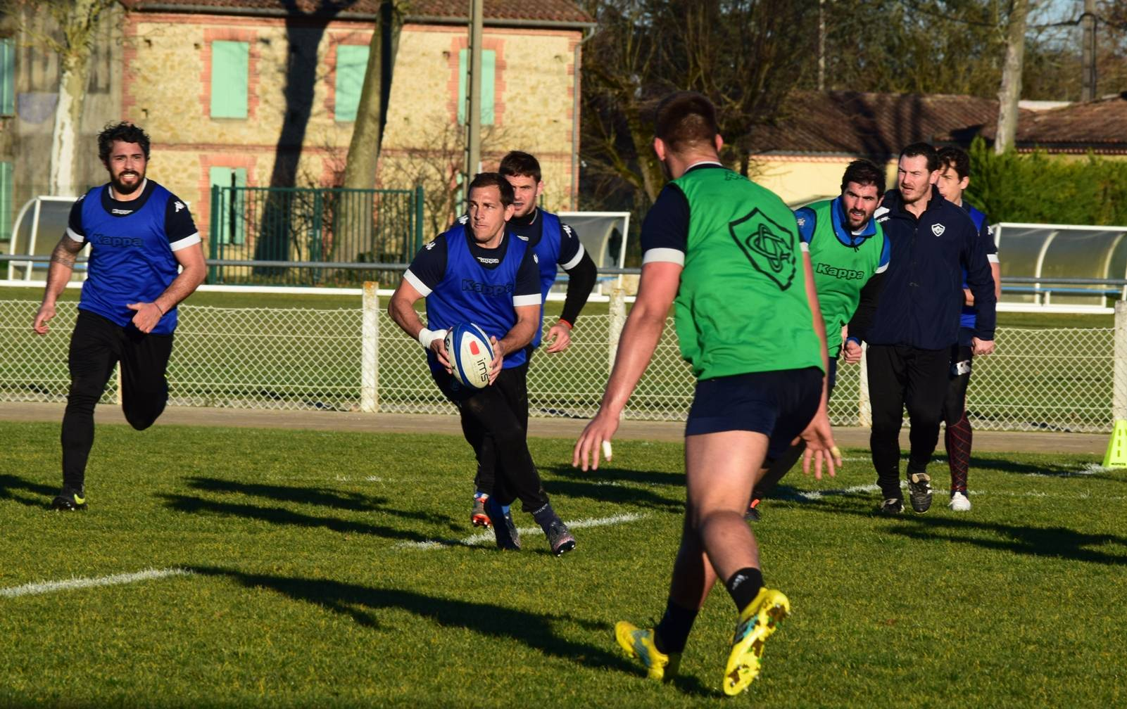 RUGBY AMATEUR 1