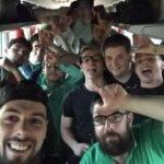 Victoire de l'équipe une de L'ACLB à l'isle de Noe team grizou