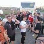 finhan hors du bus