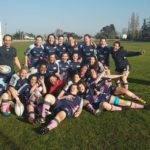 première victoire du VRF à XV depuis 3 ans vendée rugby féminin