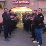 Félicitations aux 18 guerriers qui ont résisté face à une grosse équipe de rugby du RCVM, sacrés mecs ces 18 types de l'ASB   Copie