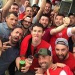 La joie de Maureillas qui bat Béziers Portiragnes 21 à 00   Copie