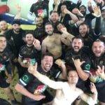 Le XV de la save en 1er Serie victoire 31 a 7 contre le trc