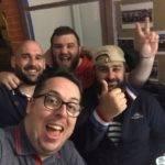 Ramonville perd à St Jory, mais l'amitié réuni les hommes   Copie