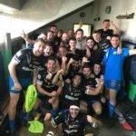 Victoire de l'EAB XV, au FCTT, 17 a 20. Fédéral 2 réserve
