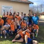 Victoire des deux équipes de Moissac à Bagnac sur Célé