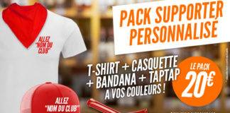 image une pack supporter RA