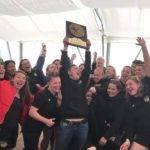 Championnes féminines à X en Nouvelle Aquitaine Les COC'QUETTES de la couronne