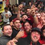 La saudrune fête la montée en fédérale 3 dans un grand repère Toulousain
