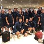 Les Bleus de France7 ont atterri à Hong Kong pour préparer le HongKong7s