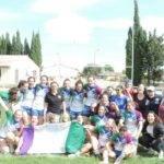 Les filles du fctt sont qualifiées pour la finale occitanie et pour la demi finale du championnat de France à X