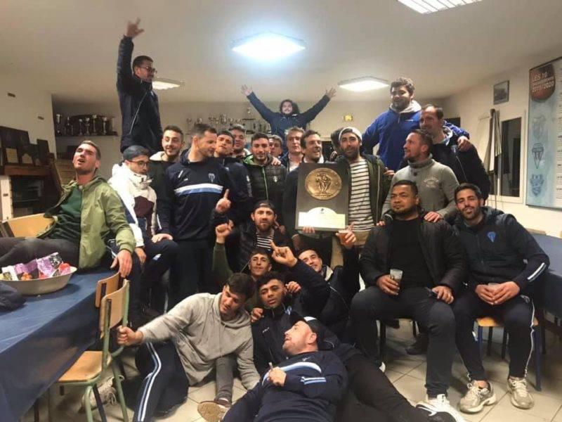 Les indiens Livradais sont en FINALE après leur victoire 20 à 19 contre l'usan