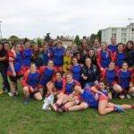 Match perdu 17 20 contre les filles de Gaillac