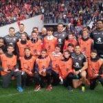 U 14 d'auch étaient ramasseurs de balles cet après midi lors de ce superbe match Stade Toulousain Clermont