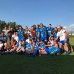 Victoire de la B de Biscarosse 18 à 9 contre RCA Béarnais et qualification pour les quarts