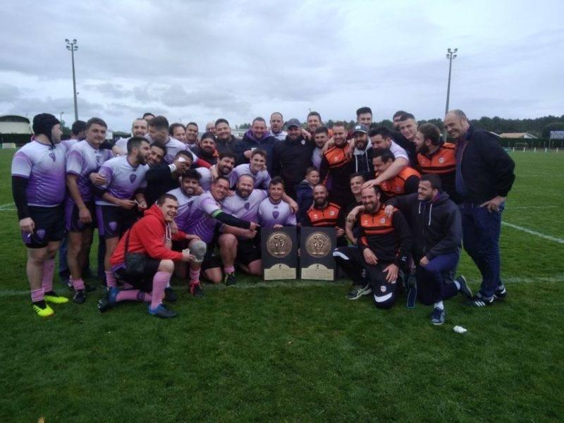 champion 3e série Nouvelle Aquitaine, Le Rugby Club de la Pimpine