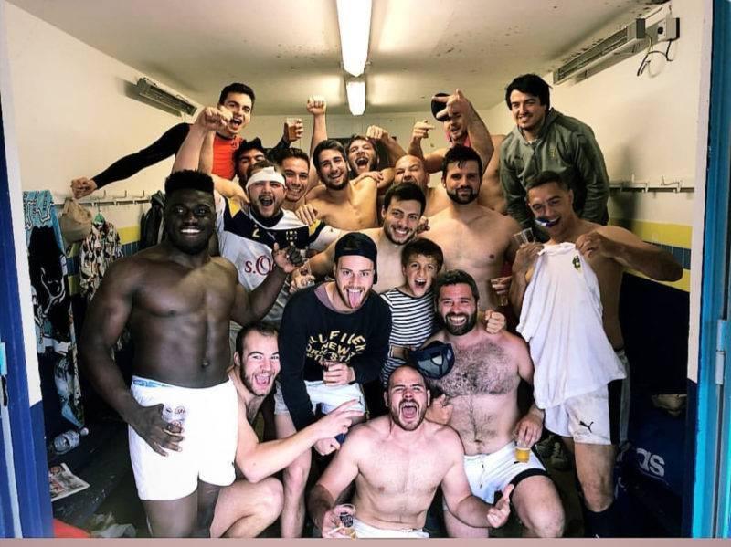 que des victoires du côté du RC Jacou Montpellier nord