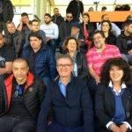 Du beau monde en tribune à Castanet ce dimanche pour la finale des Espoirs Elite remportée par Toulon