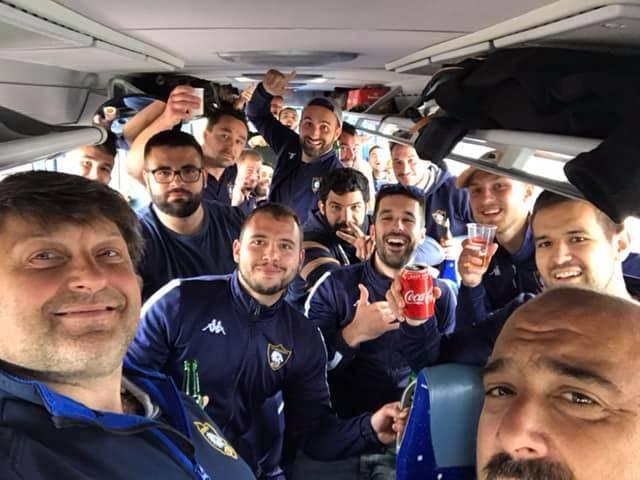 Victoire 36 18 face à la belle équipe de l'ASSAM RUGBY de l'asb