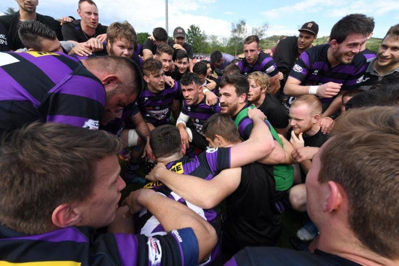 rugby f2 issoire contre orthez 8emes de finale retour_4354496