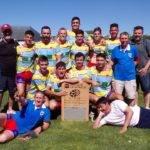 Les juniors des coquelicots Montechois champions occitane à 7