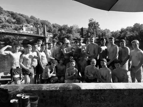 Les cadets du Groupe sportif figeacois