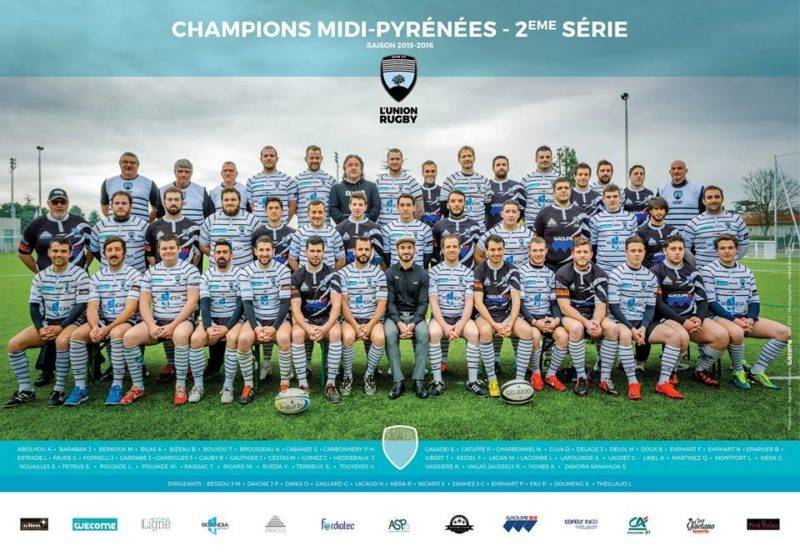 L'union rugby