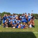 Victoire de la B de biscarrosse contre Lège Cap Ferret 24 10