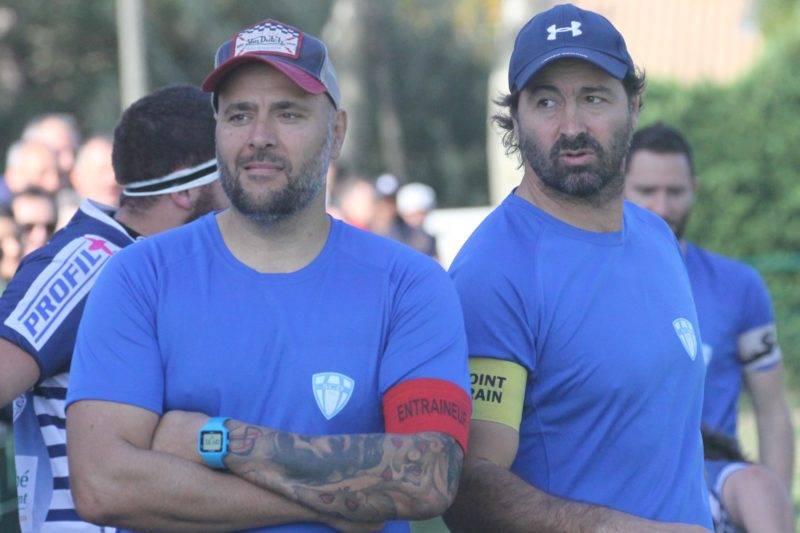 Anthony Julian et Timothy Bowker