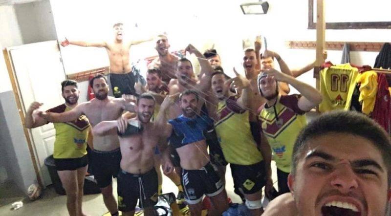 BEZIERS Cers Portiragnes gagne à Cor...bières XV