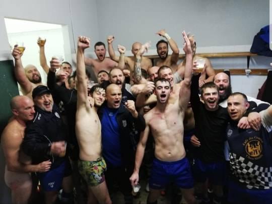 1ere derby de l'histoire et 1ere victoire de Boulogne contre magnoac
