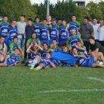 Les Juniors du FCTT vainqueurs de Blagnac 25 23