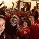 Les féminines du RCA s'imposent 8 35 à Rugby Cœur de Lomagne