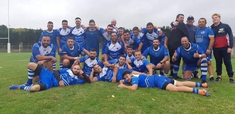 Première victoire de la saison pout le Stade Bessanais, 21 16 sur le terrain de Nissan Colombiers