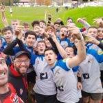 A La Couronne, Victoire des U16 de Rochefort sur le score de 00 58
