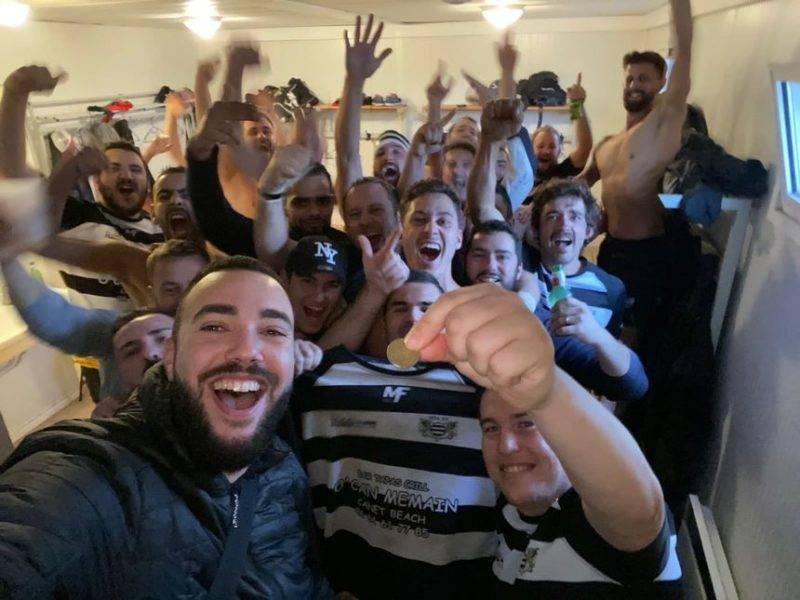 Banyuls dels Aspres renoue avec le succès dans le derby et la joie 33 à 19 contre Boulou Sorède