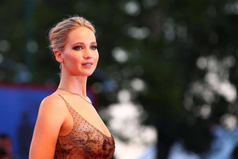 Le mariage de reve de Jennifer Lawrence