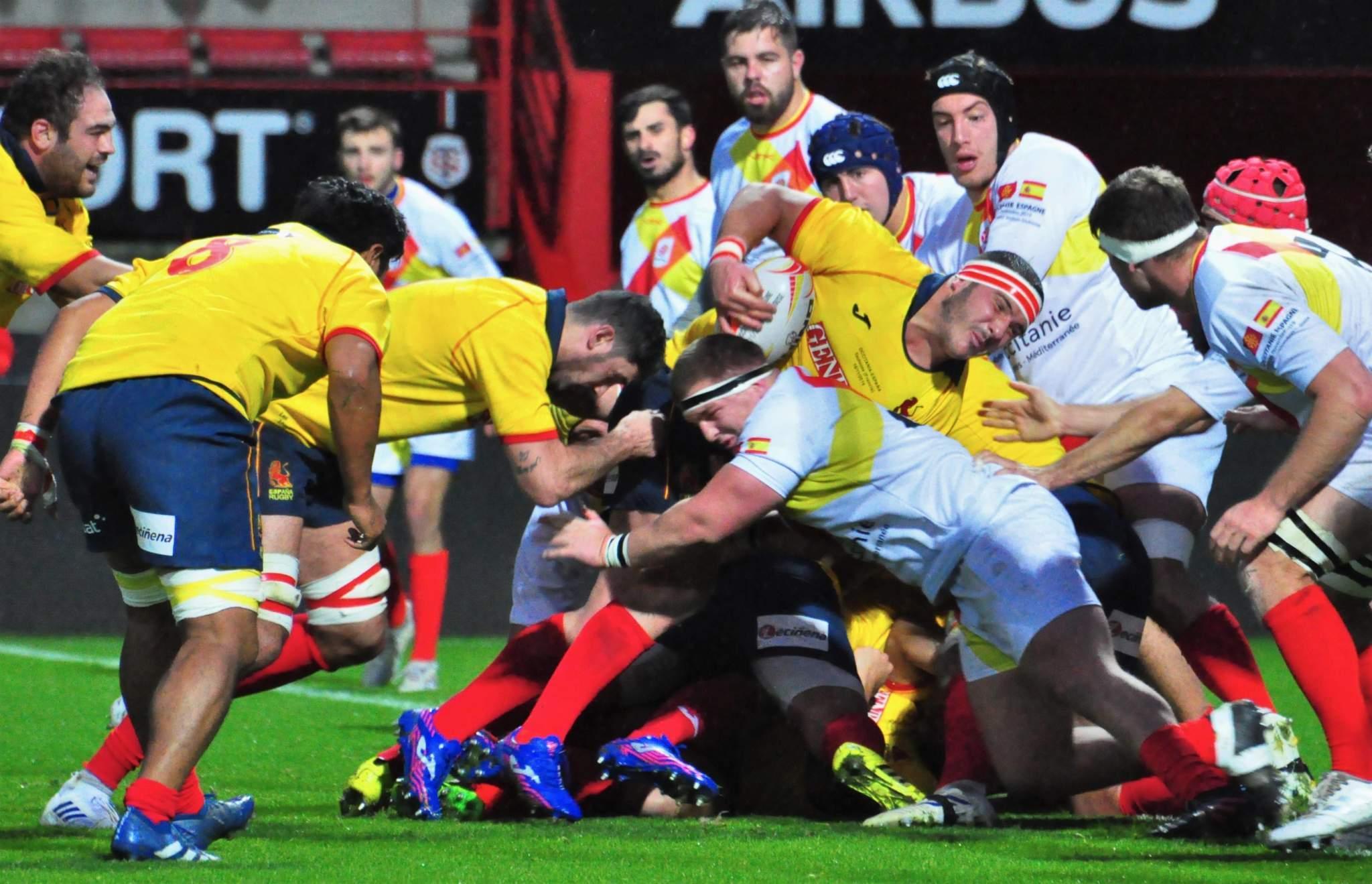 Occitanie   Espagne ©Christophe Fabriès   RugbyAmateur (1)