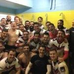 Victoire de Tournay sports chez le second de poule Montréal du Gers 15 16. Match palpitant et victoire importante pour les rouges et noirs