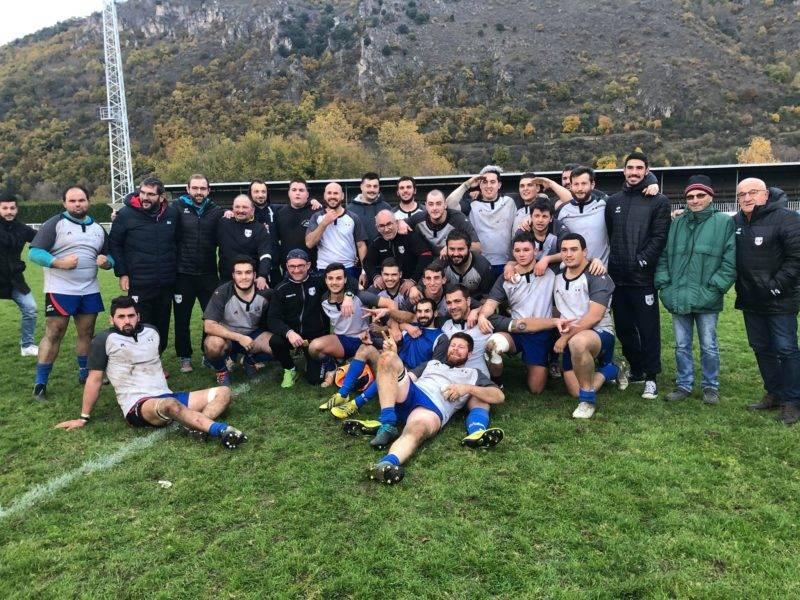 Victoire de l'équipe une de l'UCF contre Foix 27 a 12