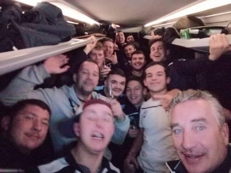 double victoire 1 et B de Périgueux à Limoges #gocap