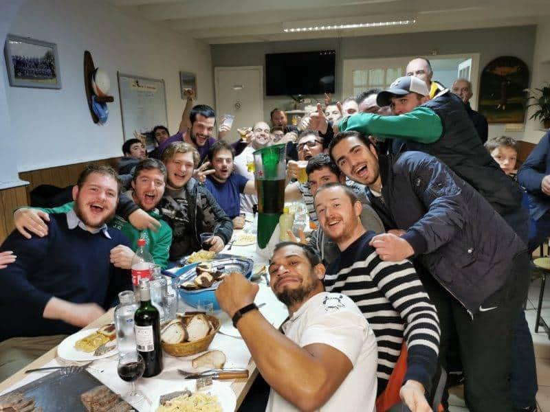 victoire 36 12 face à Puylaurens à la maison pour l'hvar