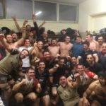 Belle victoire de Tyrosse à Bergerac