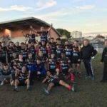 Félicitations aux juniors d'Alès pour leur belle victoire contre Bagnol sur ceze 45 12