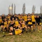 L'équipe fanion de launaguet remporte le match contre l'équipe de Rougier camares sur le score de 25 6