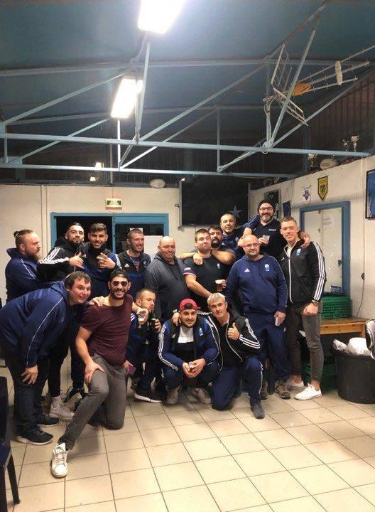 Superbe victoire des cadettes du RCFPO à l'extérieur 43 15