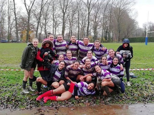 Les fille du lycée baulieu lavacant on été qualifié pour le championnat de france de rugby en universitaire.