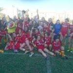 Les filles de l'USAP gagnent un nouveau match (15 à 12 contre Blanquefort)