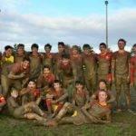 U16 cadets nationaux du SOM rugby Millau contre le TEC Toulouse 10 à 10