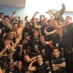 Victoire des cadets du SARC XV à caussade 26 à 0 7 matchs 7 victoires 7 bonus